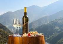 Andorran wines, wines from altitude