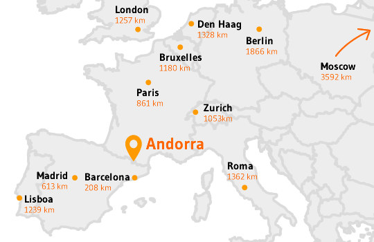 How do I get to Andorra?