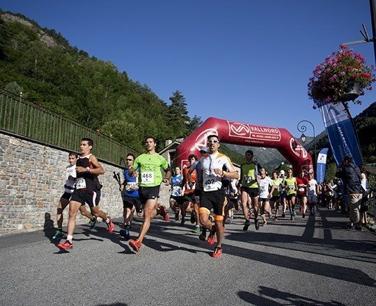 32nd Ordino - La Massana Summer Traverse