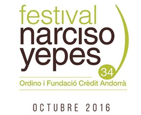 34th Narciso Yepes Festival