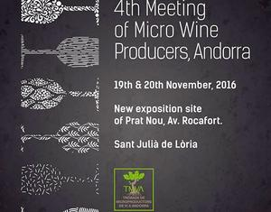 4th Meeting of micro wine producers