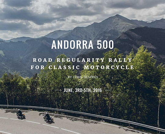 Andorra 500/2016 by Cyril Despres