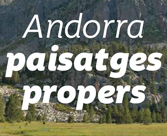 Andorra paisatges propers