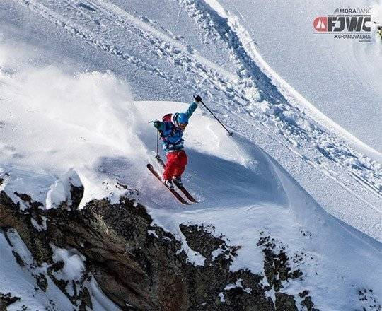 Campeonato do Mundo de Freeride Júnior 2016