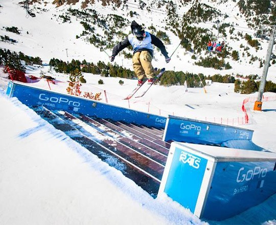 Total Fight Masters of Freestyle (Freeski)