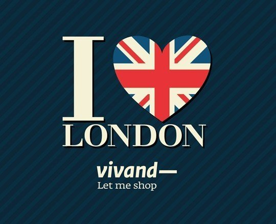 "Vivand ""London Go"""