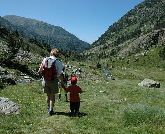 Experiència en Muntanya
