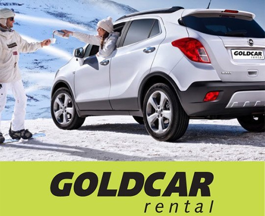 Goldcar / Pirenaica Rent a Car