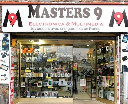 Masters 9