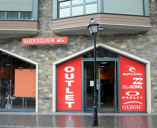 Olympia Esports Outlet Quiksilver & Outlet