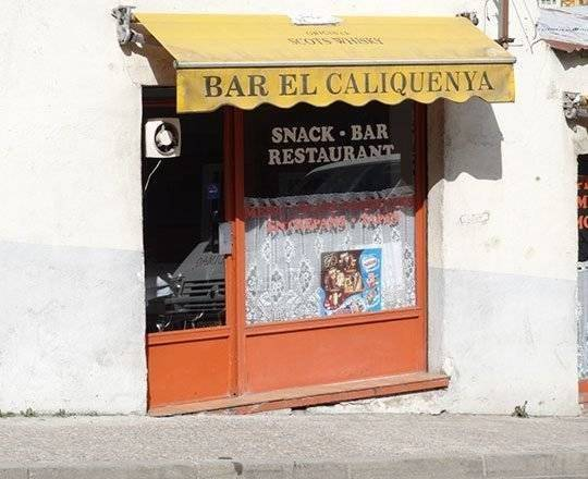 Bar El Caliquenyà