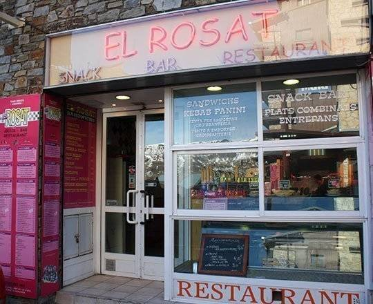 Bar Restaurant El Rosat