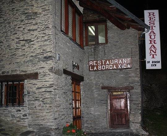 Restaurant La Borda Xica