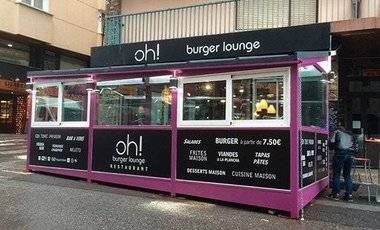Restaurant Oh! Burger Lounge