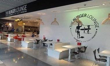 Restaurant The Burger Lounge