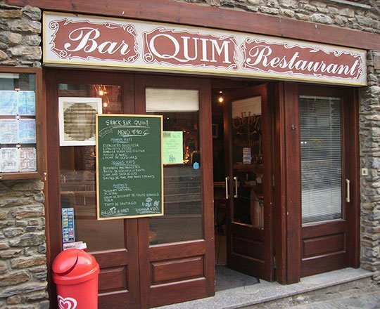 Snack-Bar Quim
