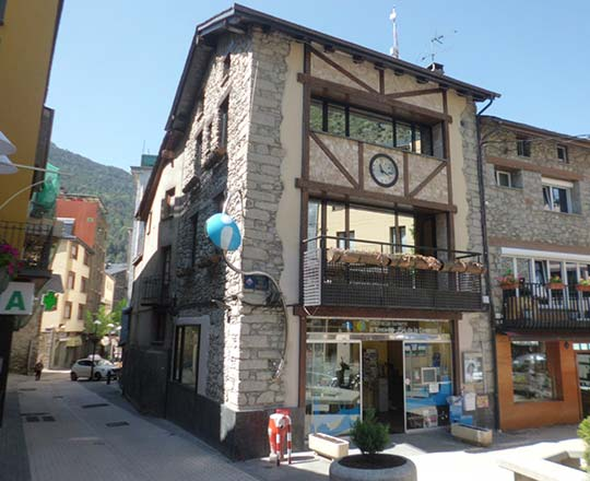 Office du tourisme d 39 encamp - Les carroz d arrache office du tourisme ...