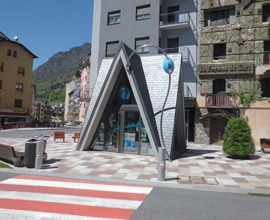 Office du tourisme d 39 escaldes engordany - Office du tourisme d auron ...