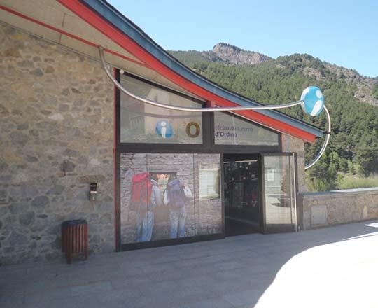 Office du tourisme d 39 ordino for Oficina de turisme