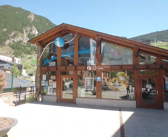 Oficina de turismo de canillo - Oficina turismo andorra ...