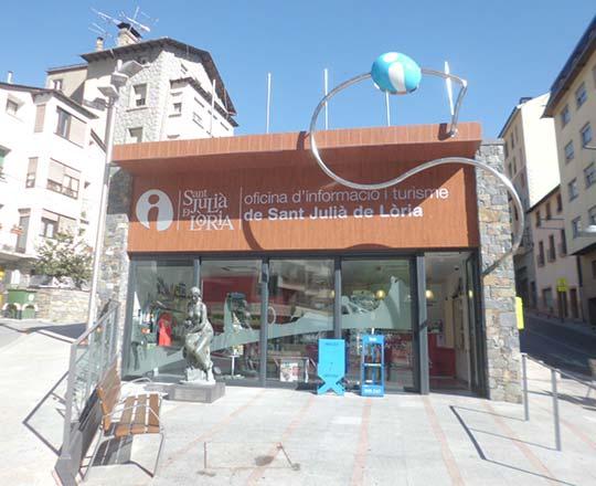 Office du tourisme de sant juli de l ria for Oficina de turisme
