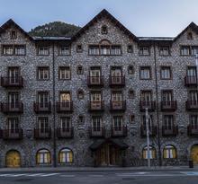 Arquitectura contemporània a Andorra