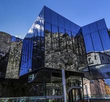 Arquitectura contemporánea en Escaldes-Engordany