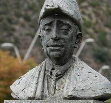 Sculptures et fontaines à Sant Julià de Lòria