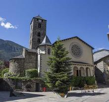 Circuit culturel Andorre-la-Vieille