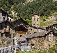 Route 7 Bus Touristique : Paysage et pays de montagnes