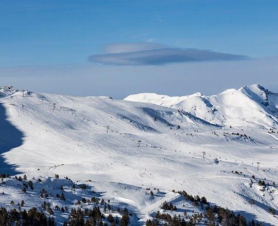 Station de ski de Grandvalira