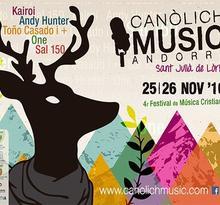 Canòlich Music Andorra 2016
