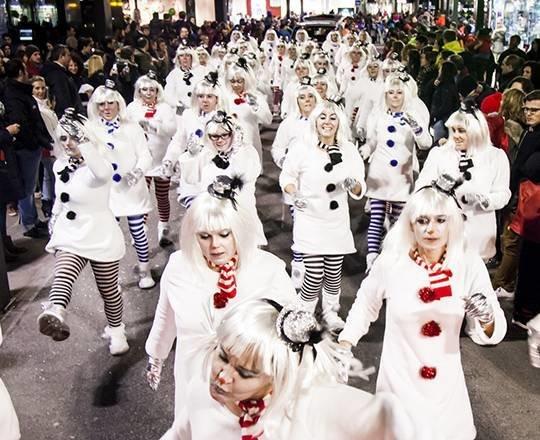 Imatge del Carnaval d'Andorra la Vella i Escaldes-Engordany