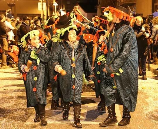 Imatge del carnaval de Sant Julià de Lòria