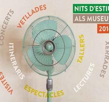 Nits d'estiu als museus 2016