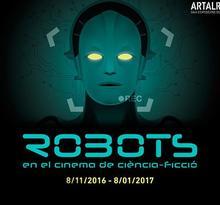 Robots en el cinema de ciència-ficció
